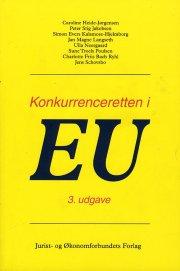 konkurrenceretten i eu 3. udg - bog