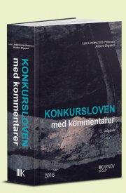 konkursloven - bog