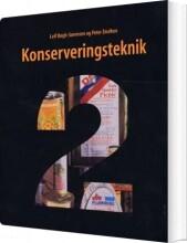 konserveringsteknik 2 - bog
