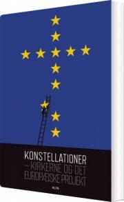 konstellationer - kirkerne og det europæiske projekt - bog