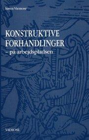 konstruktive forhandlinger - på arbejdspladsen - bog
