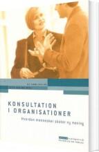 konsultation i organisationer - bog