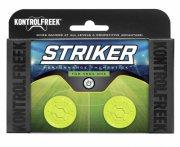 kontrolfreek striker - performance thumbsticks - grips til xbox one i gul - Konsoller Og Tilbehør
