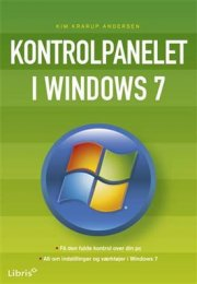 kontrolpanelet i windows 7 - bog