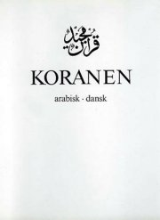 koranen - arabisk-dansk 5.udg - bog