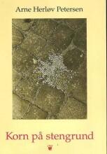 korn på stengrund - bog