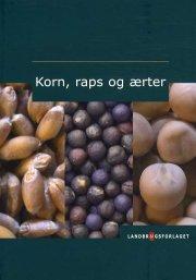 korn, raps og ærter - bog