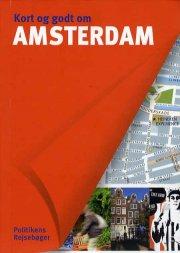 kort og godt om amsterdam - bog