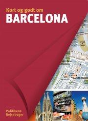 kort og godt om barcelona - bog