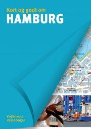 kort og godt om hamburg - bog