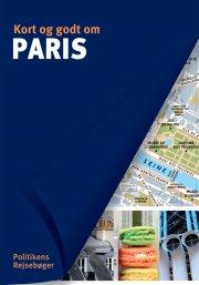 kort og godt om paris - bog