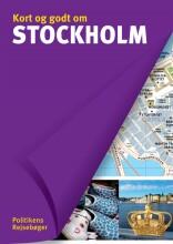 kort og godt om stockholm - bog