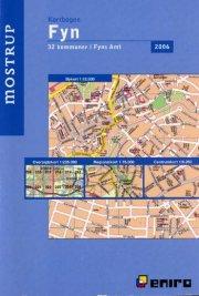 kortbogen fyn - bog