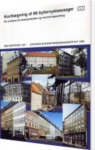 kortlægning af 88 byfornyelsessager - bog