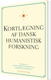 kortlægning af dansk humanistisk forskning - bog