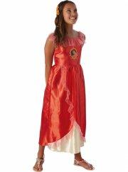 elena fra avalor kostume - 5-6 år - Udklædning
