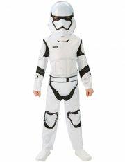 star wars stormtrooper kostume - 7-8 år - Udklædning