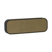 kreafunk agroove transportabel trådløs bluetooth højtaler - sort - Tv Og Lyd