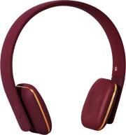 kreafunk ahead trådløse høretelefoner / hovedtelefoner - blomme - Tv Og Lyd