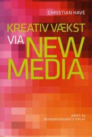 kreativ vækst via new media - bog