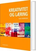 kreativitet og læring - bog