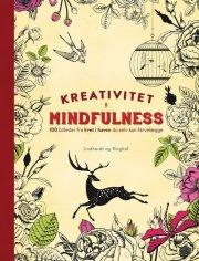 kreativitet og mindfulness - 100 billeder fra livet i haven du selv kan farvelægge - bog
