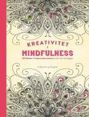 kreativitet og mindfulness - 100 billeder med inspirerende mønstre du selv kan farvelægge - bog