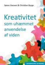 kreativitet som uhæmmet anvendelse af viden - bog