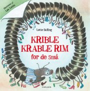 krible krable - rim for de små - bog