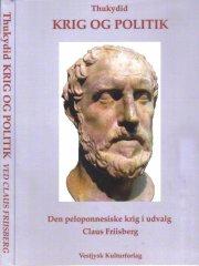 krig og politik - bog