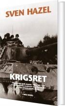 krigsret - bog