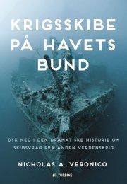krigsskibe på havets bund - bog