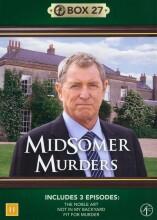 kriminalkommissær barnaby / midsomer murders - box 27 - DVD