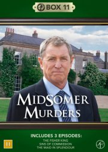 kriminalkommissær barnaby / midsomer murders - box 11 - DVD