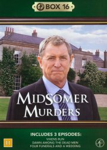 kriminalkommissær barnaby / midsomer murders - box 16 - DVD