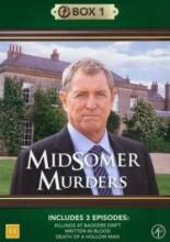 kriminalkommissær barnaby / midsomer murders - box 1 - DVD