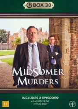 kriminalkommissær barnaby / midsomer murders - box 30 - DVD