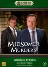 kriminalkommissær barnaby - 32 - DVD
