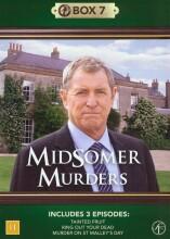 kriminalkommissær barnaby / midsomer murders - box 7 - DVD