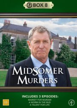 kriminalkommissær barnaby / midsomer murders - box 8 - DVD