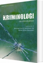 kriminologi - bog