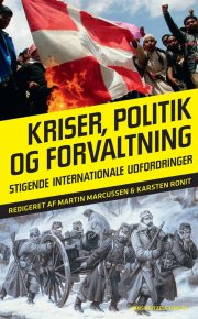 kriser, politik og forvaltning - bog