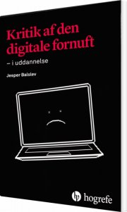kritik af den digitale fornuft - bog