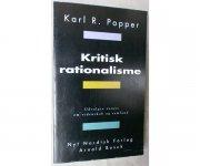 kritisk rationalisme - bog