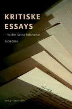 kritiske essays - bog