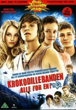 krokodillebanden 3 - DVD