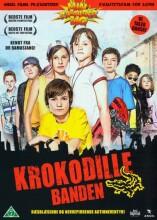 krokodillebanden - DVD