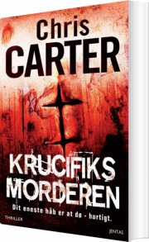 krucifiks-morderen - bog