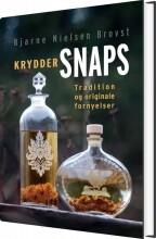 kryddersnaps - bog
