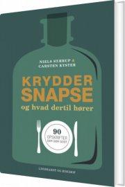 kryddersnapse og hvad dertil hører - bog